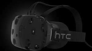 HTC Vive, a Steam VR headset made in a collab with Valve