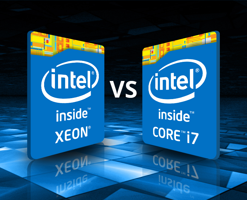 Intel Core Vs Xeon