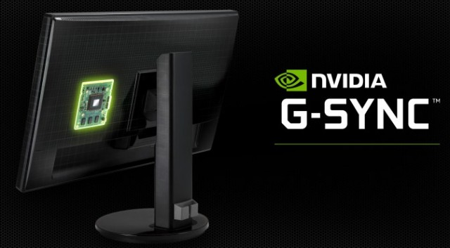 Nvidia Gsync can even be found in laptops