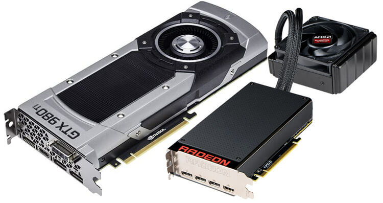 AMD Radeon R9 Fury X vs. Nvidias GeForce GTX 980 Ti