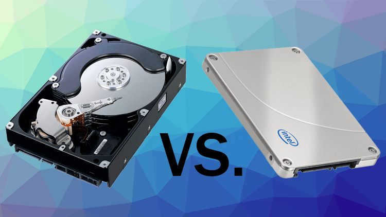 HDD vs SSD - What is SSD?