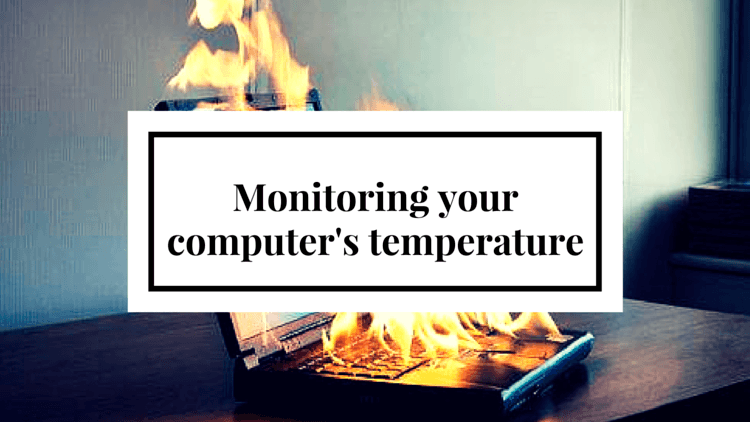 monitoring computer system termperature