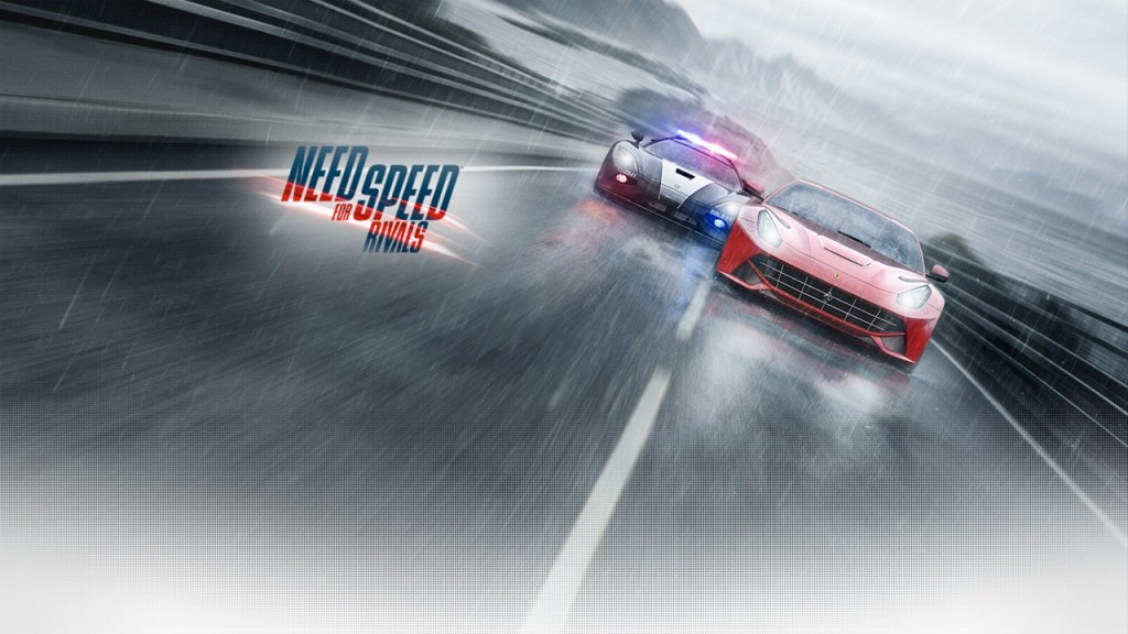 need for speed car racing computer game