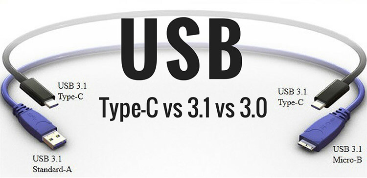 how to know usb 2.0 or 3.0