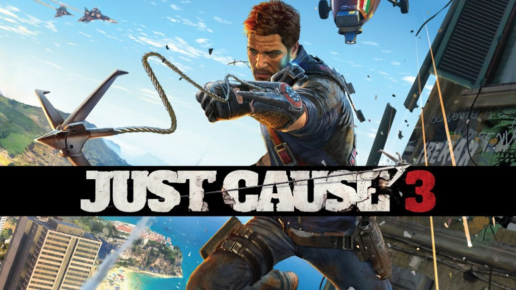 Just Cause 3 best PC game 2015