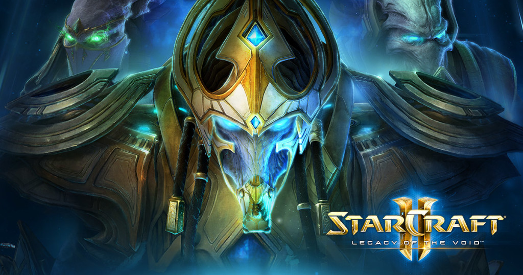 starcraft legacy of the void