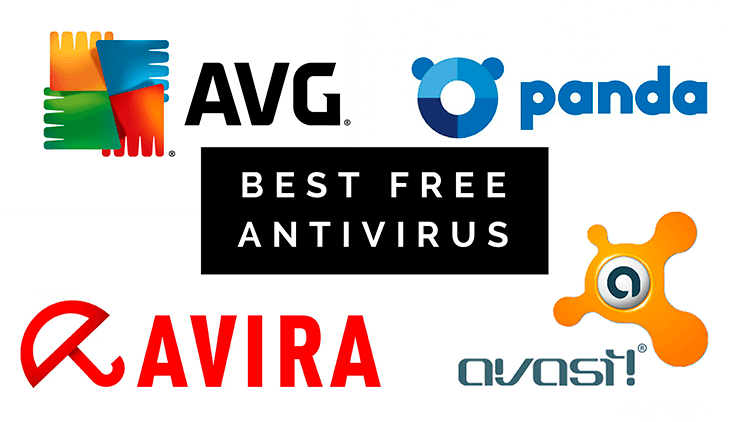 best free antivirus vs avg vs panda vs avira vs avast