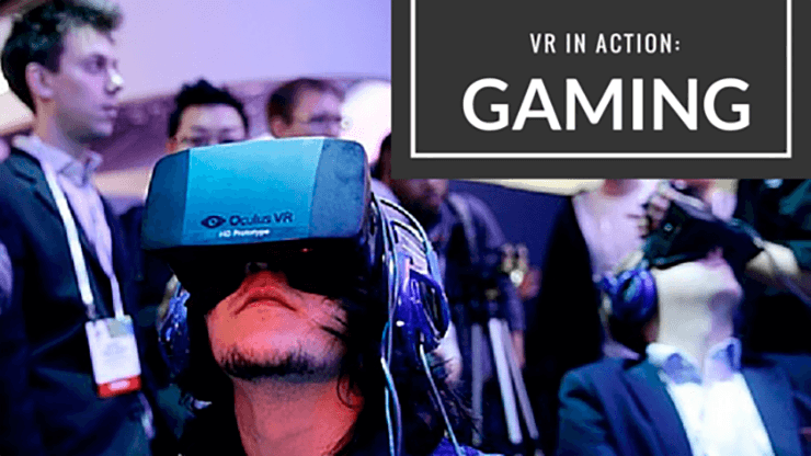 virtual reality (VR) gaming