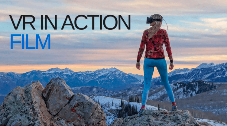 VR in Action Film