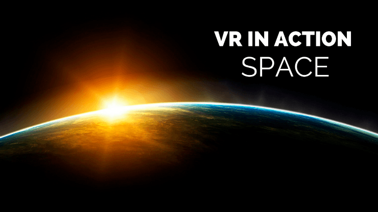 Vr in action space