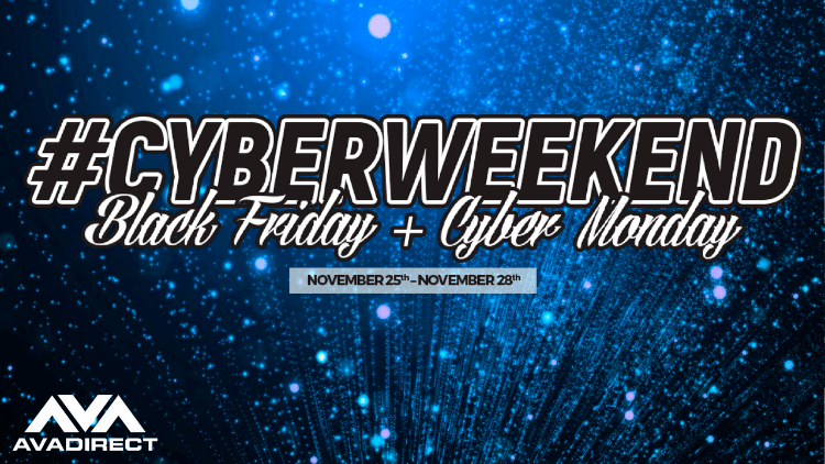 CyberWeekend and Black Friday Deals