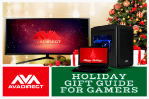 AVADirect Computer Holiday Gift Guide